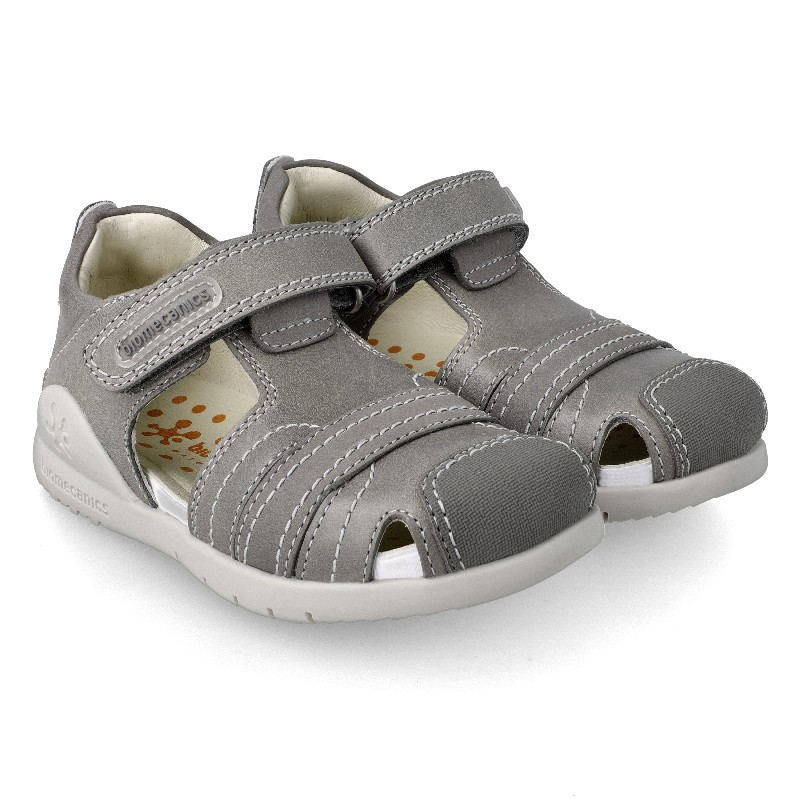 Leather sandals for boy Alonso