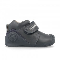 Boys´ ankle boots leather Blas