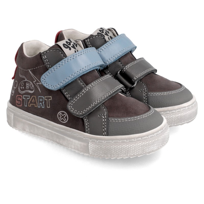 Ankle boot for boy  211636