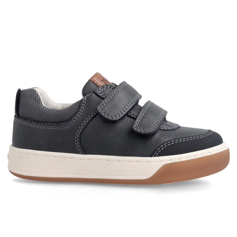 Leather sneakers for boy 211650