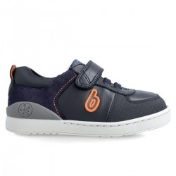 Leather sneakers for boy 211210