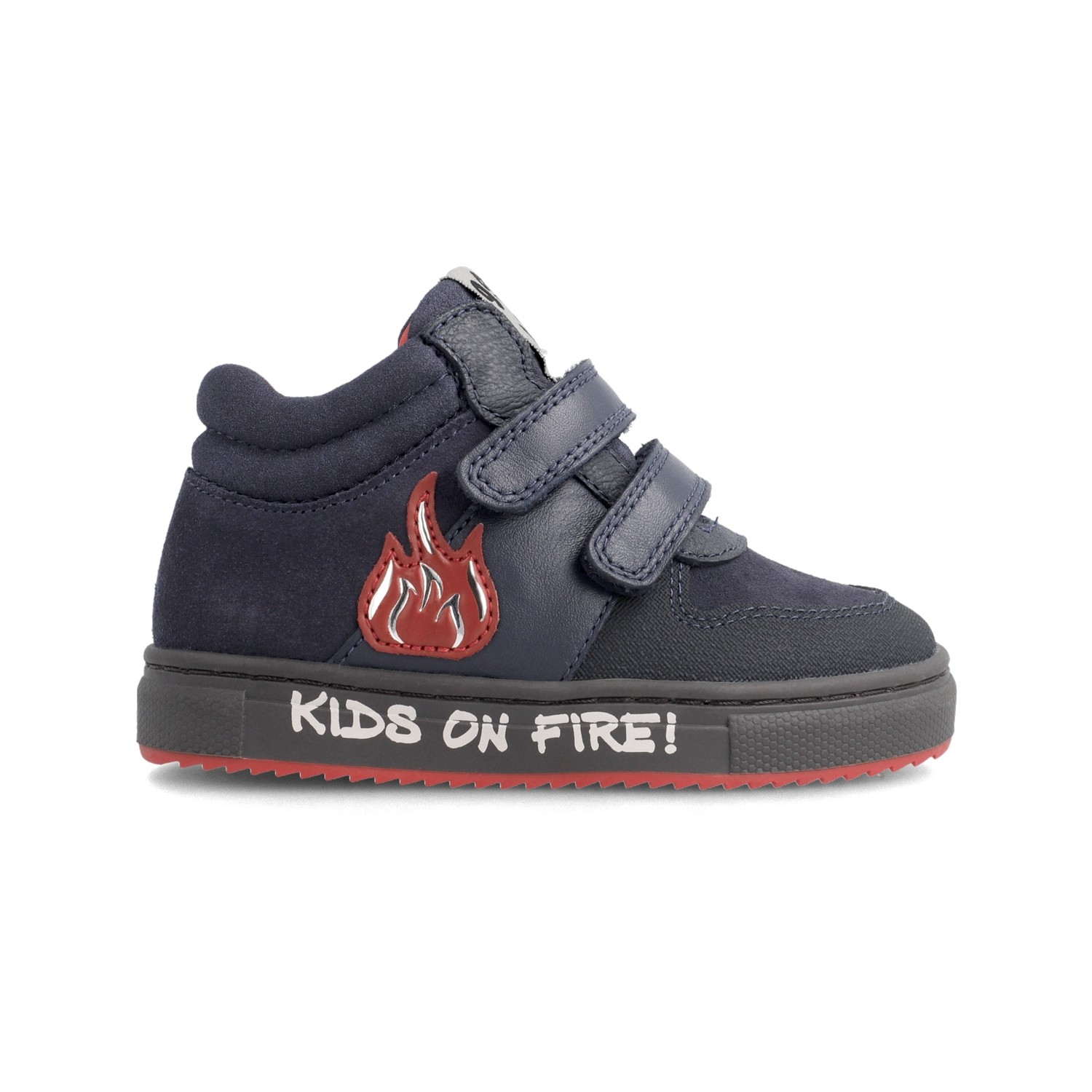 Leather ankle boot for boy  211637