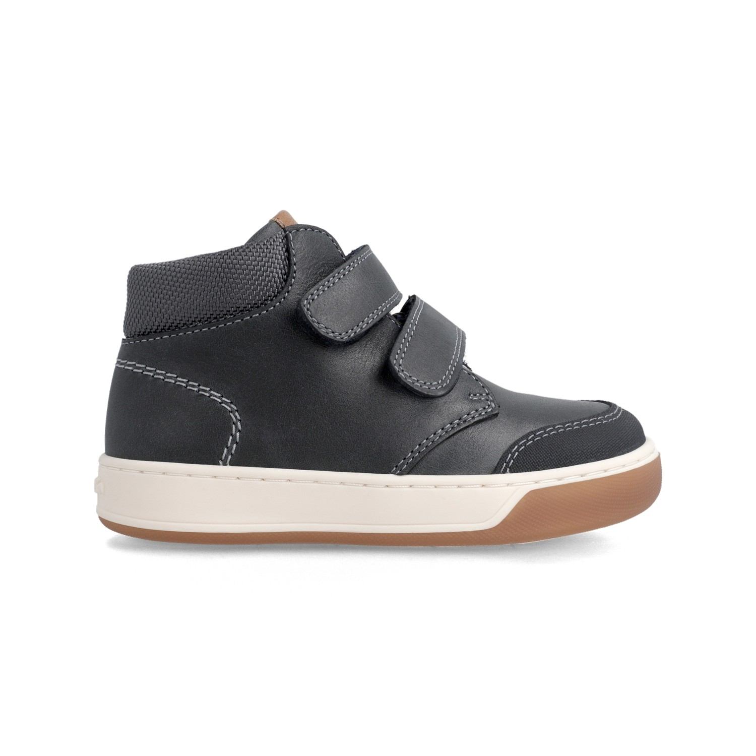 Leather ankle boot for boy  211651