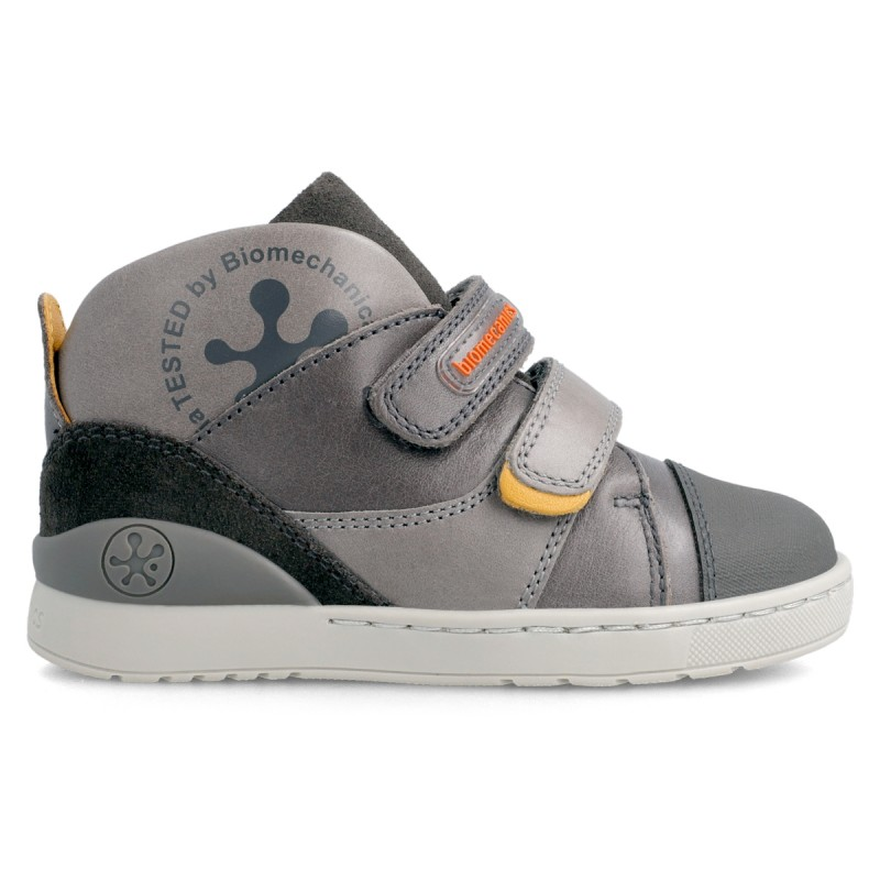 Leather ankle boot for boy  211212