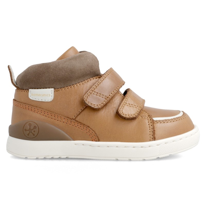 Leather ankle boot for boy  211215