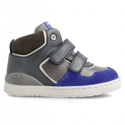Leather ankle boot for boy  211217