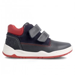 Leather ankle boot for boy  211641