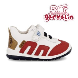 Boy's leather shoes Garvalin