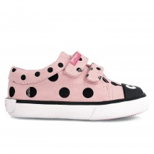 Canvas trainers for girl Irati