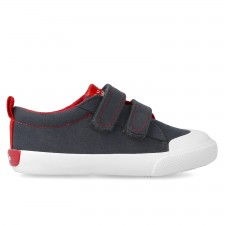 Canvas trainers for girl or boy Leo