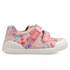 Canvas sneakers for girl Floria