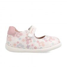 Leather shoes for baby girl Betsy
